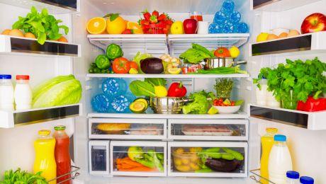 La ce temperatură trebuie setate frigiderul și congelatorul?