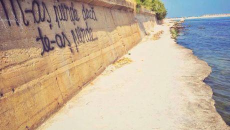 Care sunt cele mai frumoase mesaje scrise pe pereții României?