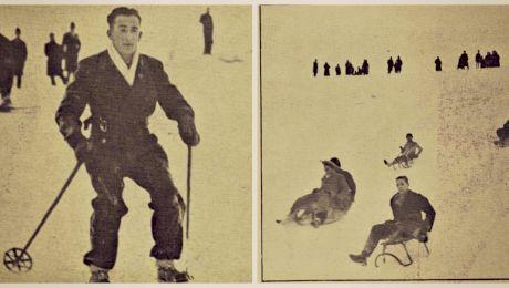 E adevărat că în cartierul Berceni a existat o stațiune de schi?