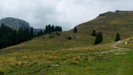 Care este locul din Munții Carpați unde organismul nu obosește?