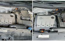 Se spală motorul la mașină? Cum se curăță un motor?