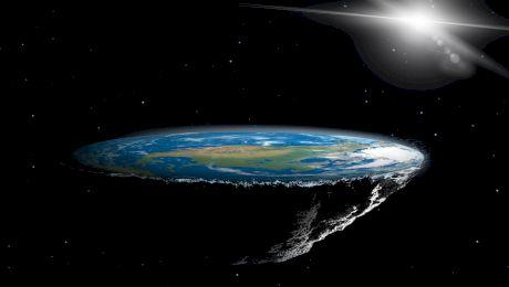 Ce argumente au oamenii care susțin că pământul este plat?