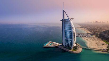 De ce Burj Al Arab are șapte stele? Ce oferă în plus hotelul?