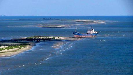 Curiozități despre insula K, cel mai nou pământ al României. Cât este de mare și de ce este interzisă oamenilor?