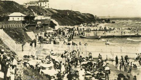 Cum arăta indecența pe plajele din Mamaia acum mai bine de 100 de ani?