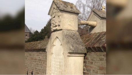 Care este povestea celui mai celebru mormânt din Olanda?