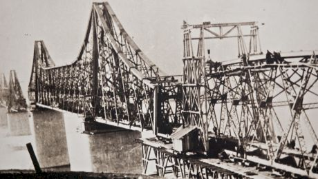 """Ce eroare a admis că a făcut la Anghel Saligny la podul de peste Dunăre: """"Greșeala asta nu mi-o iert. Trebuia să…"""""""
