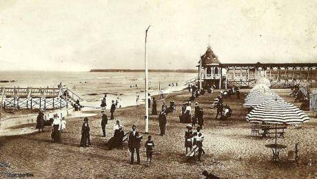 Care a fost prima stațiune amenajată pe litoralul românesc și cum se numea? Cui i-a venit ideea amenajării stațiunii?