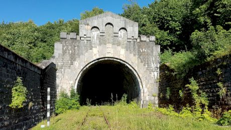 Care este povestea celui mai lung tunel construit pe teritoriul României?