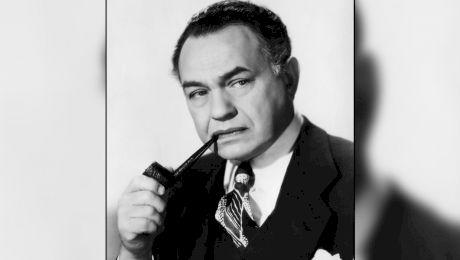 Cine a fost Edward G. Robinson, singurul actor născut în București care a câștigat Oscarul?
