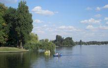 Cum a apărut Lacul Herăstrău, cel mai cunoscut lac din București?