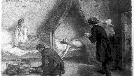 De ce nu aveau voie românii să cânte pe stradă în vremea holerei?