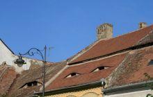 De ce casele din Sibiu au ochi?