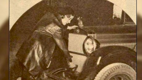 Cine a fost prima femeie taximetrist din București?