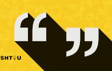 Când și CUM se folosesc ghilimelele în limba română?