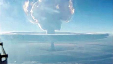 Care a fost cea mai puternică bombă nucleară și unde a fost detonată?