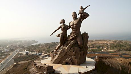 E adevărat că un român a proiectat CEA MAI ÎNALTĂ STATUIE din Africa?