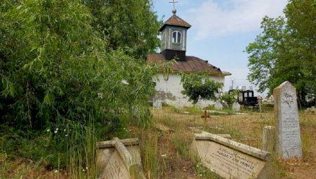 Care este povestea îndrăgostiților îngropați la Sulina, Romeo și Julieta de pe meleaguri mioritice?