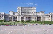 Câte etaje subterane are Casa Poporului? Unde duc tunelurile de sub Palatul Parlamentului?