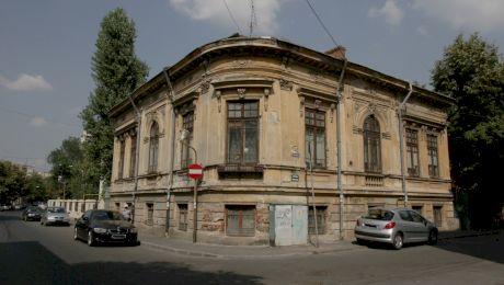 """Care e povestea clădirii numită """"Casa sângelui negru"""" din București?"""