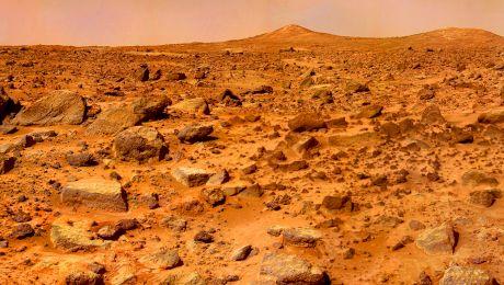 De ce un crater de pe Marte poartă numele românesc Oituz?
