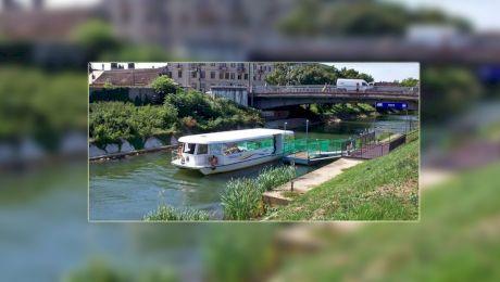 Care este singurul oraș din România cu transport public pe vapor?