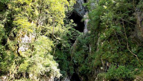 De ce Peștera Huda lui Papară este cea mai impresionantă din România?