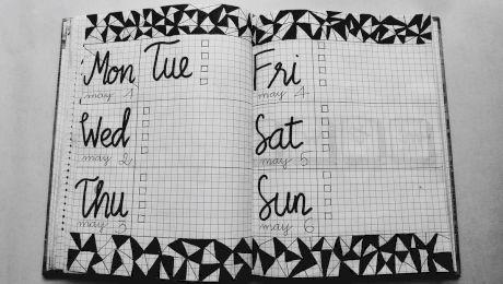 Care sunt zilele săptămânii în limba engleză? Cum se pronunță?