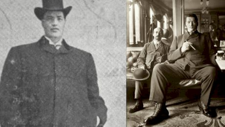 E adevărat că un bărbat a fost atât pitic cât și gigant, în timpul vieții sale?
