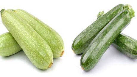 Care este diferența dintre dovlecel şi zucchini?