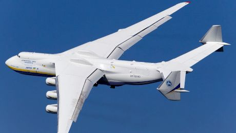 Care este cel mai mare avion din lume? Ce dimensiuni are?