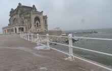 De ce îngheață Marea Neagră la mal când este foarte frig?