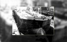 Ce s-a întâmplat cu cea mai mare navă construită vreodată în România?