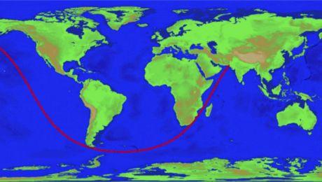 Care este cel mai lung drum în linie dreaptă din lume?
