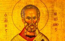 Cine a fost Moș Nicolae? Ce minuni a făcut Sfântul Nicolae?