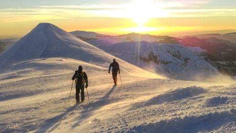 Cum arată iarna Vârful Omu? Cum ajungi pe Vârful Omu?