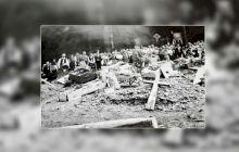 Cum au fost sute de morți scoși dintr-un cimitir din România pentru a fi strămutați?