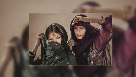 Ce fel de viață duceau femeile într-un harem?