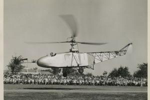 Cum arată primul elicopter din istorie? Cine l-a proiectat?