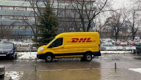 De la ce vin inițialele DHL ale companiei de curierat?