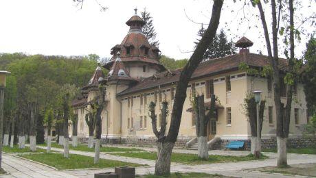 Cum arăta în trecut Pavilionul de băi Govora și cum arată acum?