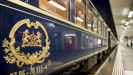 Care este povestea trenului Orient Express, cel mai luxos din lume?