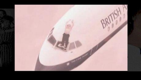 Cum a supraviețuit un pilot British Airways ținut doar de picioare la 7.000 de metri altitudine?