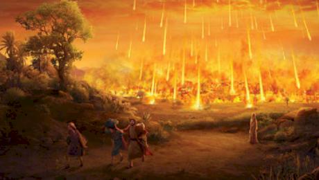 Sodoma și Gomora, păcatul cumplit de greu și strigător la cer