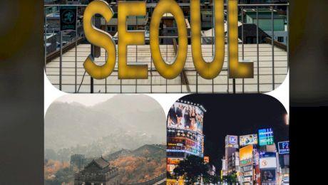 E adevărat ca Beijing, Seul și Tokyo înseamnă același lucru în limbile lor?