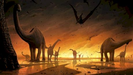 De ce au dispărut dinozaurii de pe Pământ?