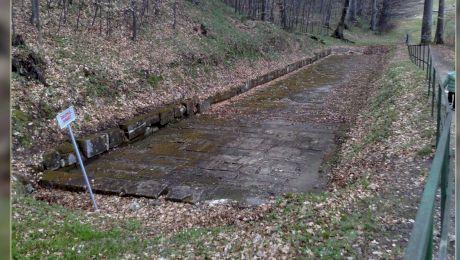 Care este drumul din România care rezistă de 2.000 de ani?