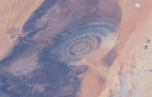 Ce este Ochiul Saharei din Mauritania? Cum s-a format?