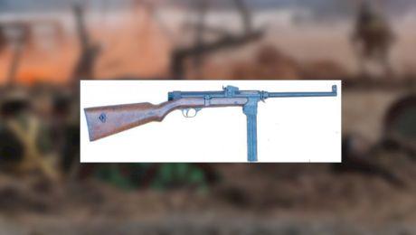 Care este povestea primului pistol-mitralieră românesc? De ce se numea Orița?