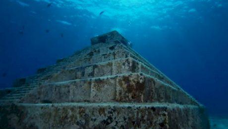 Cum au fost descoperite piramidele subacvatice de 10.000 de ani?